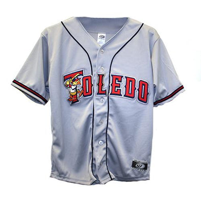 Mud Hens Road Replica '17 Jersey