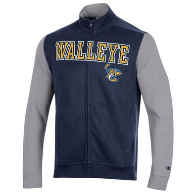 Baker Walleye Full Zip Varsity Jacket