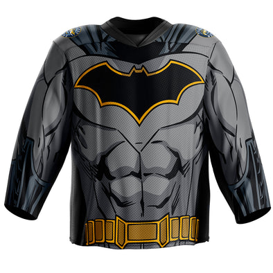 Toledo Walleye Batman Replica Jersey