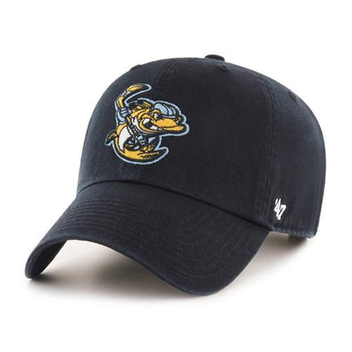 Black Walleye Cleanup Cap