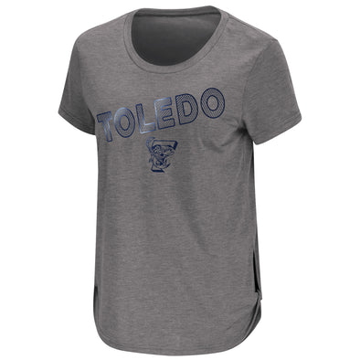 Toledo Walleye Ladies Disco Dairy T-shirt