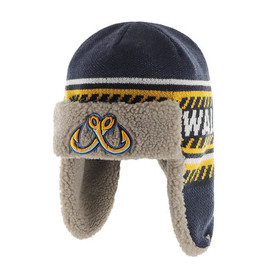 Toledo Walleye Ice Sherpa Lined Knit