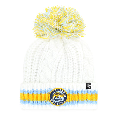 Toledo Walleye Ladies Sorority '47 Cuff Knit Cap