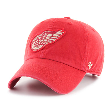 Detroit Red Wings Vintage Haskett Cap