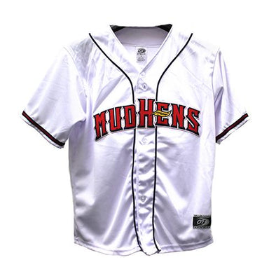 Mud Hens Home Replica '17 Jersey