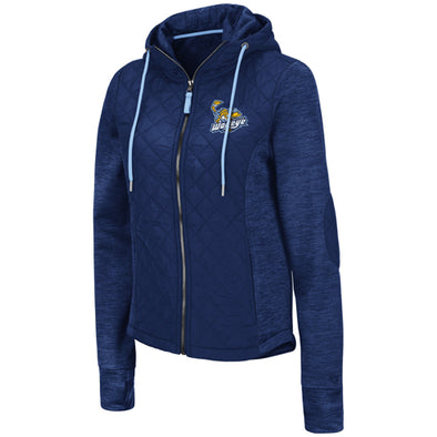 Toledo Walleye Ladies Kitty Full Zip Jacket