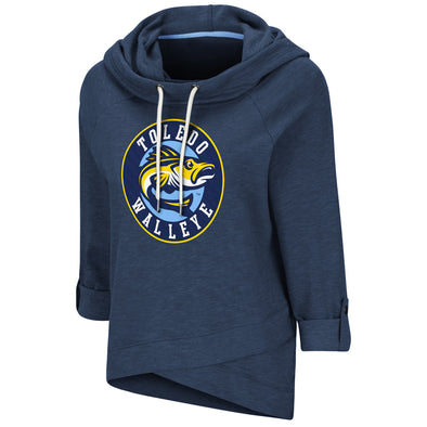 Toledo Walleye Leslie Ladies Hooded Pullover