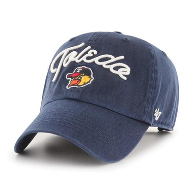 Ladies Navy Melody Clean Up Cap