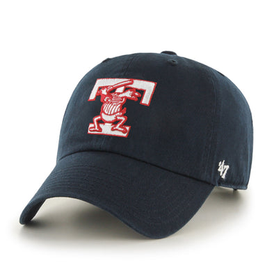 Mud Hens Home T-logo Clean Up Cap