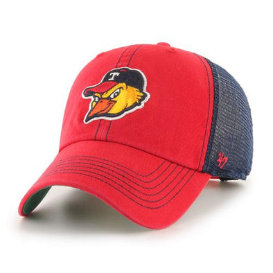Red Trawler Clean Up Cap