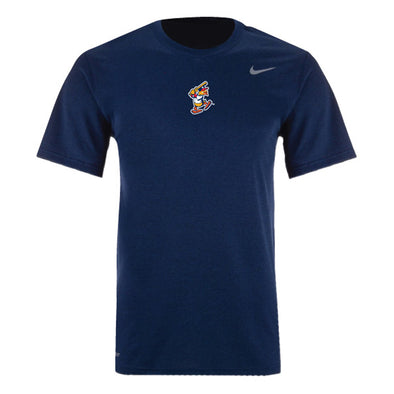Toledo Mud Hens Heather Nike Legend Poly T-shirt