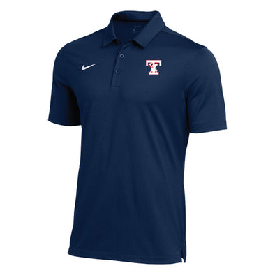 Toledo Mud Hens Navy Nike Dry Franchise Polo