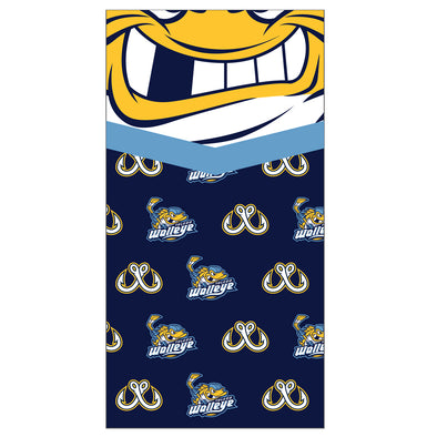 Toledo Walleye Neck Gaiter / Face Covering Mask