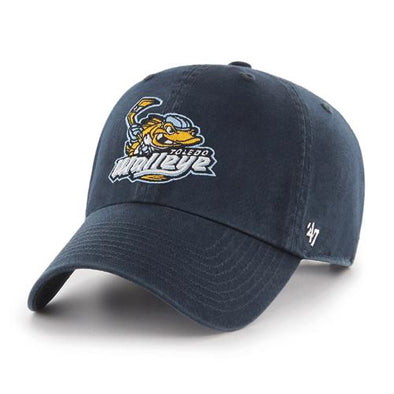 Primary Logo Walleye Cleanup Cap
