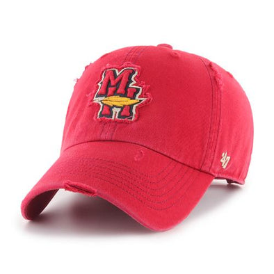 Red Millwood Clean Up Cap