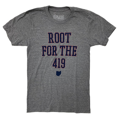 Holy Toledo Root for the 419 T