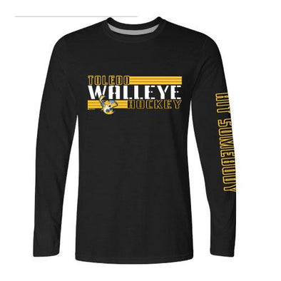 Bobby Walleye Long Sleeve T