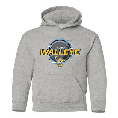 Brash Youth Walleye Hooded Sweatshirt