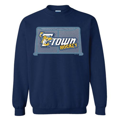 Creek Youth Walleye Crewneck Sweatshirt