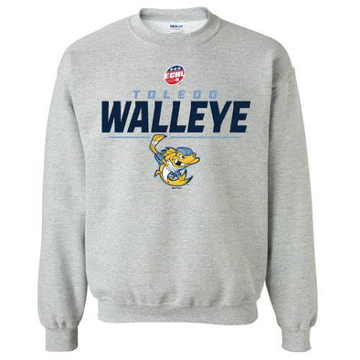 Office Walleye Crewneck Sweatshirt