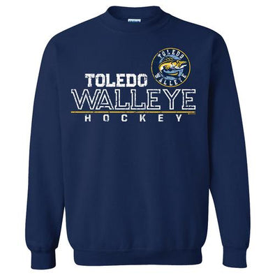 Disparity Walleye Crewneck Sweatshirt
