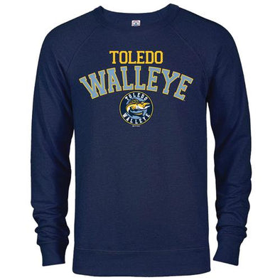 Fit Walleye French Terry Crewneck Sweatshirt