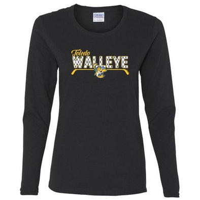 Proposal Walleye Ladies Long Sleeve T-shirt