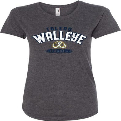 Ramsey Walleye Ladies Tri-Blend T