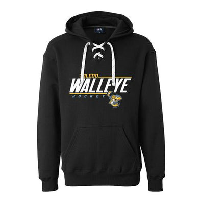 Sway Walleye Hockey Lace Hood