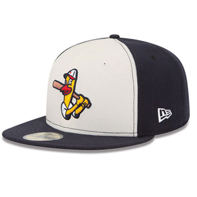 Toledo Mud Hens Alternate Mortimer New Era 5950 Cap
