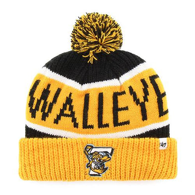 Walleye Calgary Knit Cap