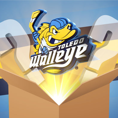 Toledo Walleye T-shirt Mystery Box