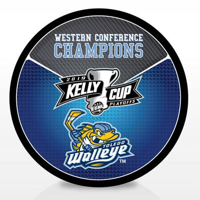 Western Conference Champs Puck