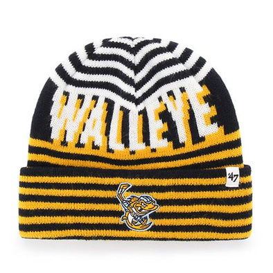 Youth Walleye Cannonball Knit Cap
