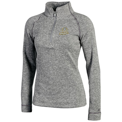 Ladies Artic Walleye Fleece 1/4 Zip
