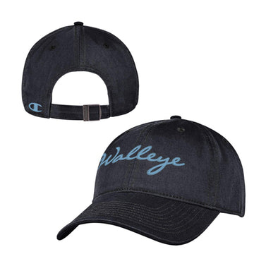 Carolina Script Walleye Ladies Cap