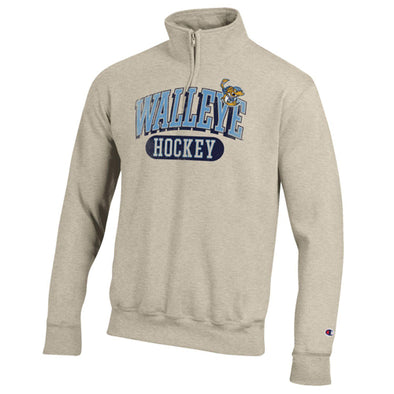 Hopkins Walleye 1/4 Zip Sweatshirt