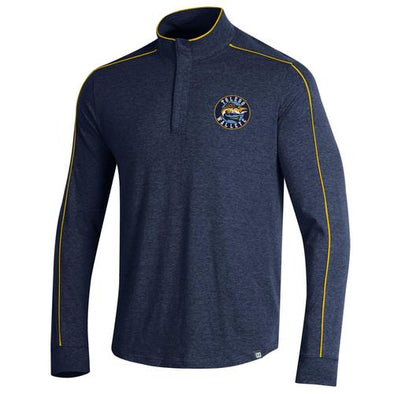 Walleye Piped UA 1/4 Zip