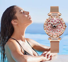 Load image into Gallery viewer, Scarlette Crystal Watch