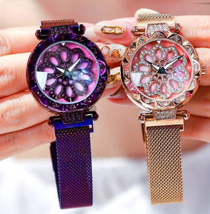 Scarlette Crystal Watch