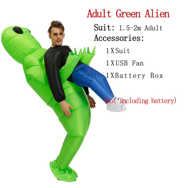 Halloween Party Inflatable Costume