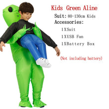 Load image into Gallery viewer, Halloween Party Inflatable Costume