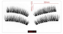 Load image into Gallery viewer, Ultimate Magnetic eyelashes extension