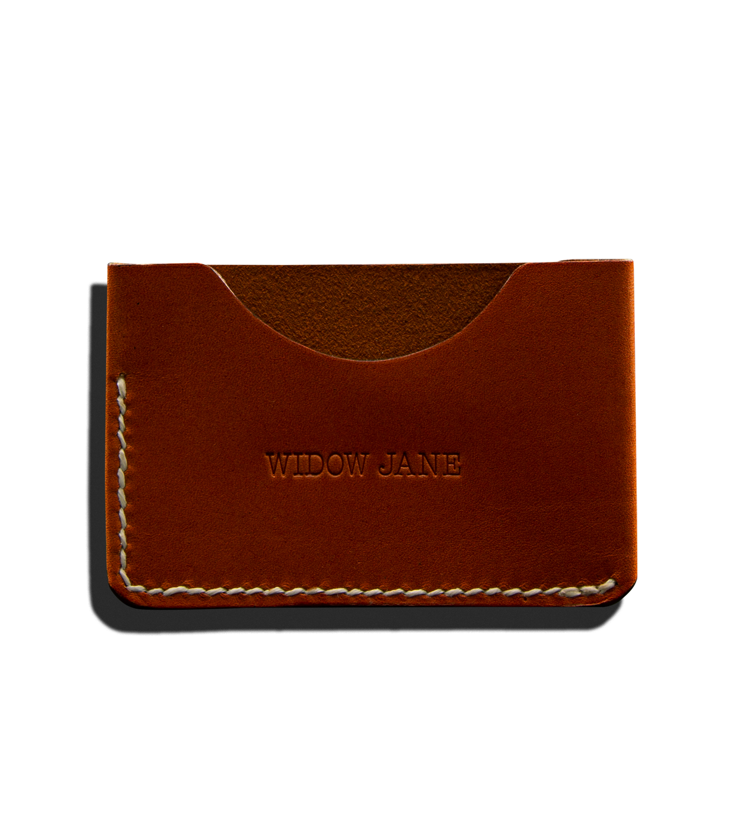 Widow Jane Leather Wallet product shot