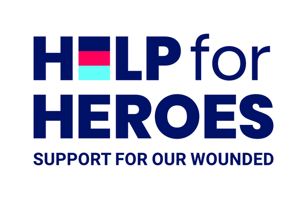 Help For Heroes Donation - Northern Ireland, Wales, And The West