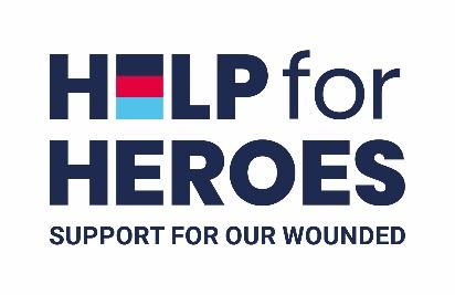Help For Heroes Debenhams Donation
