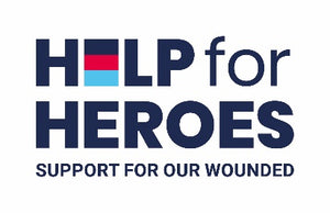 Help For Heroes Supporter Care Team Donation