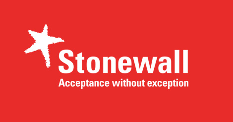 Stonewall Equality Ltd Donation