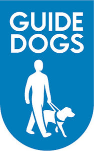 The Guide Dogs For The Blind Association Donation