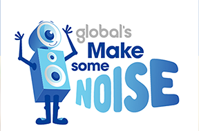 Global's Make Some Noise Donation